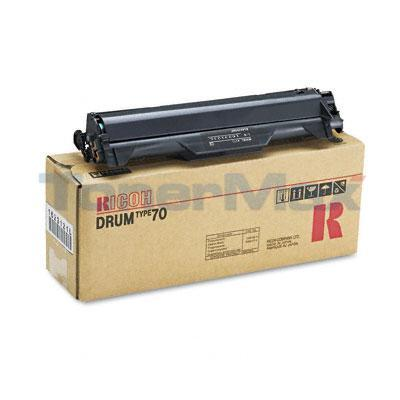 RICOH FAX 1700L TYPE 70 DRUM BLACK